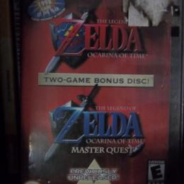 Legend of Zelda: Ocarina of Time (w/ Master Quest), Nintendo, 2003