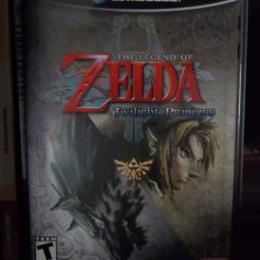 Legend of Zelda: Twilight Princess, Nintendo, 2006