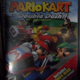 Mario Kart: Double Dash (with bonus disc), Nintendo, 2003