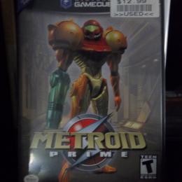 Metroid Prime, Nintendo, 2002