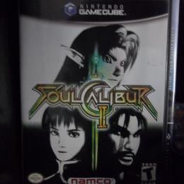 Soul Calibur II, Namco, 2003