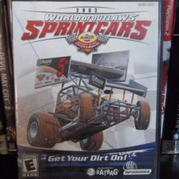 World of Outlaws Sprint Cars 2002, Infogrames, 2002