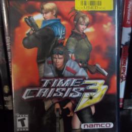Time Crisis 3, Namco, 2003