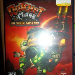 Ratchet and Clank: Up Your Arsenal, SCEA, 2004