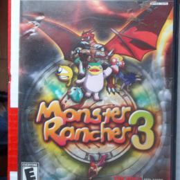 Monster Rancher 3, Tecmo, 2001