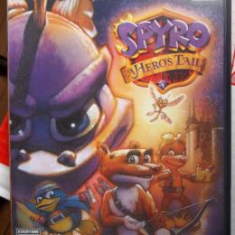 Spyro: A Hero's Tail, Vivendi, 2004