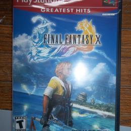 Final Fantasy X (Greatest Hits)