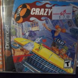 Crazy Taxi (Sega All Stars), Sega, 2000