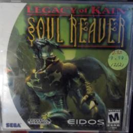 Legacy of Kain: Soul Reaver, Eidos, 2000