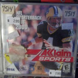 NFL Quarterback Club 2000, Acclaim, 1999