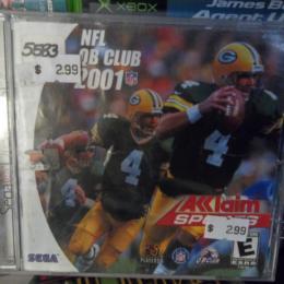 NFL Quarterback Club 2001, Acclaim, 2000