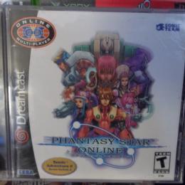 Phantasy Star Online Ver. 1, Sega, 2001