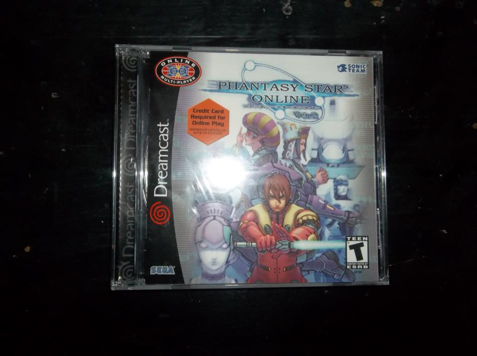 Phantasy Star Online Ver. 2, Sega, 2001