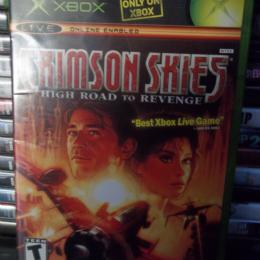 Crimson Skies: High Road to Revenge, Microsoft Game Studios, 2003