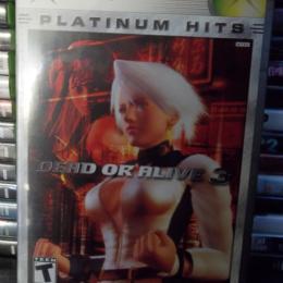 Dead or Alive 3, Tecmo, 2001