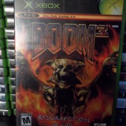Doom 3: Resurrection of Evil, Activision, 2005