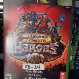 Dungeons & Dragons: Heroes, Atari, 2003