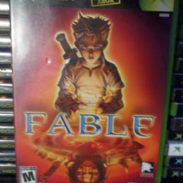 Fable, Microsoft Game Studios, 2004