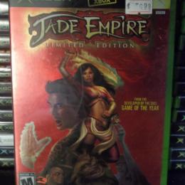 Jade Empire, Microsoft Game Studios, 2004