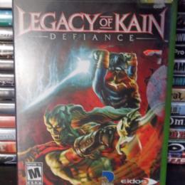 Legacy of Kain: Defiance, Eidos Interactive, 2004