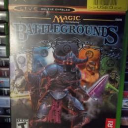 Magic the Gathering: Battlegrounds, Atari, 2003