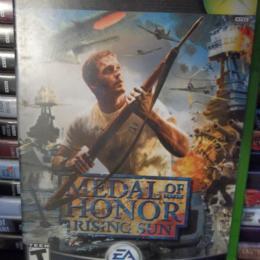 Medal of Honor: Rising Sun, EA Games, 2003