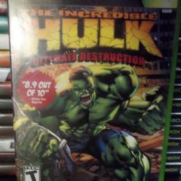 The Incredible Hulk: Ultimate Destruction, Vivendi Games, 2005