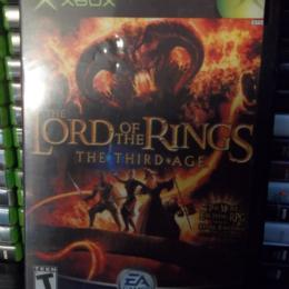 The Lord of the Rings: The Third Age, EA Games, 2004
