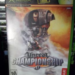 Unreal Championship, Atari, 2002