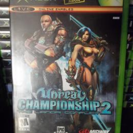 Unreal Championship 2: The Liandri Conflict, Midway Games, 2005