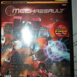 MechAssault, Microsoft Game Studios, 2002