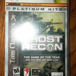Tom Clancy's Ghost Recon (Platinum Hits)
