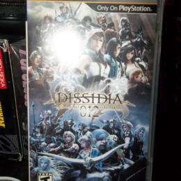 Dissidia 012 - Final Fantasy