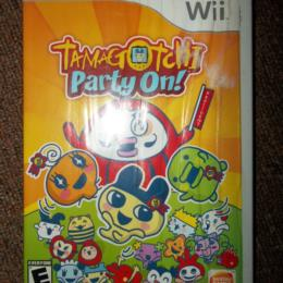 Tamagotchi: Party On!
