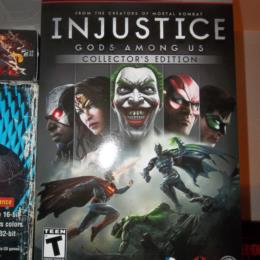 Injustice: Gods Among Us (Collector's Edition)
