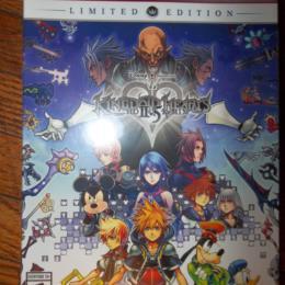Kingdom Hearts II.5 HD Remix (Limited Edition)