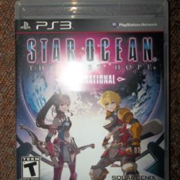 Star Ocean: The Last Hope (International Edition)