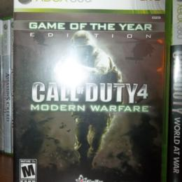 Call of Duty 4: Modern Warfare (Game of the Year)
