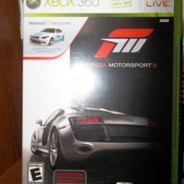Forza Motorsports 3 (Wal-Mart Edition)