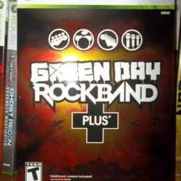 Green Day Rock Band Plus