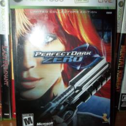 Perfect Dark: Zero (Limited Collector's Edition)
