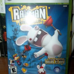 Rayman Raving Rabbids