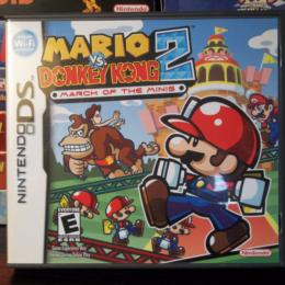 Mario vs Donkey Kong 2: March of the Minis