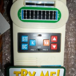 Mattel Classic Football (Wal-Mart Demo Unit)