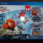 Disney Infinity 2.0 (Toy Box Starter Pack)