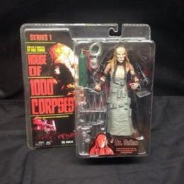 Dr Satan Figure NECA Reel Toys Series 1 House of 1000 Corpses Rob Zombie Horror