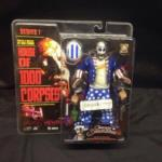 Captain Spaulding Figure NECA Series 1 House of 1000 Corpses Rob Zombie Horror