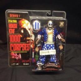 Captain Spaulding Figure NECA Series 1 House of 1000 Corpses Rob Zombie Horror
