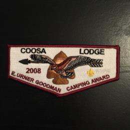 2008 Camping Award