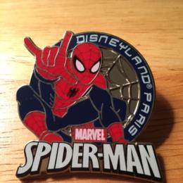 Disney Marvel Spider-Man Disneyland Paris